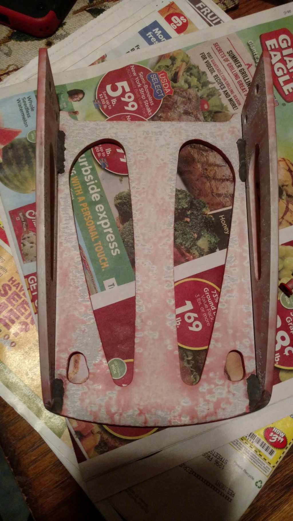 Luggage Rack Reconditioning Necessity  Re-rac11
