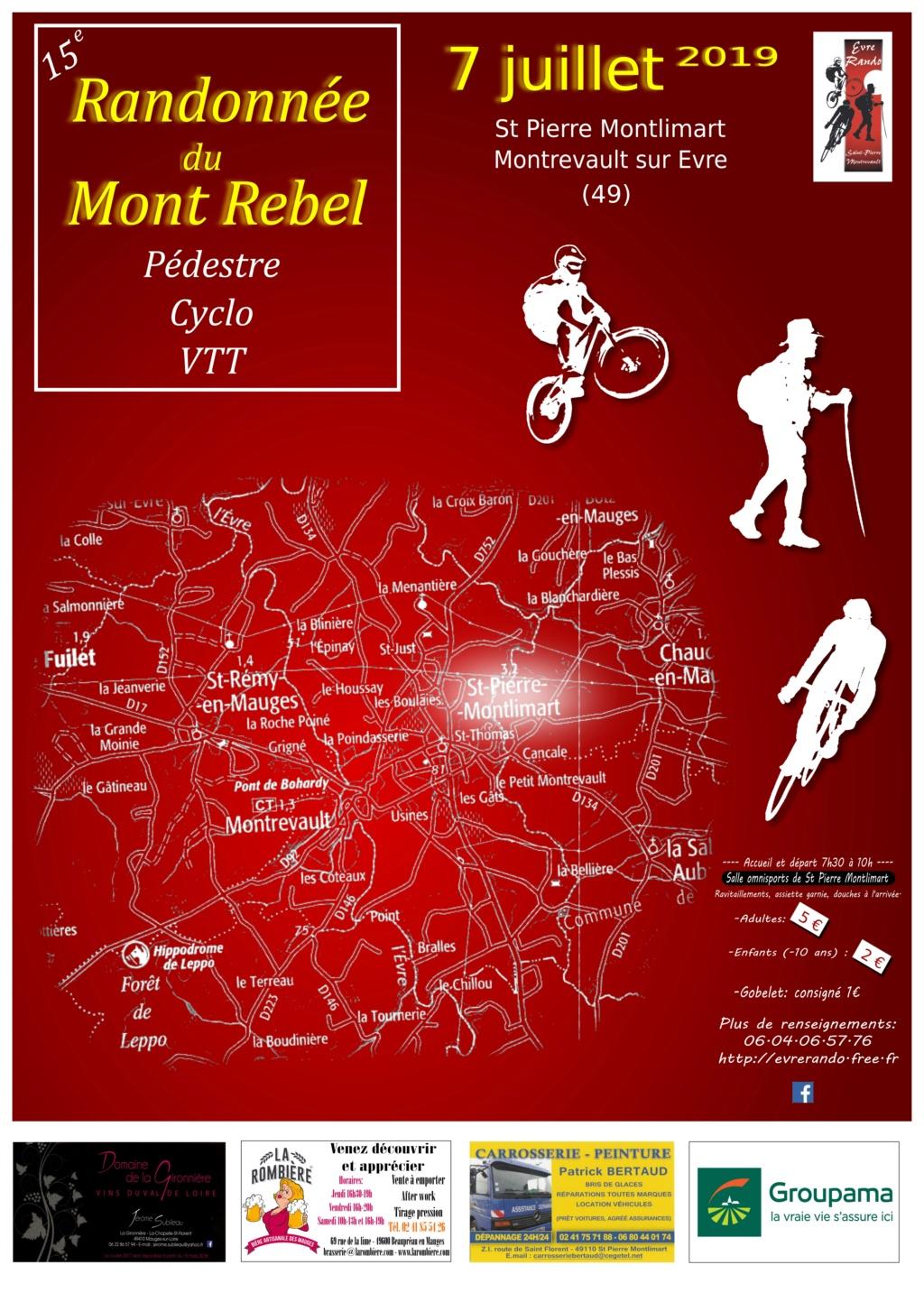 Mont Rebel 2019 Affich10