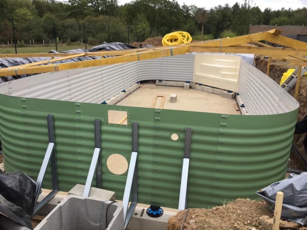 Construction d'une Sara 9 fond plat 1,50 m. 205e9110