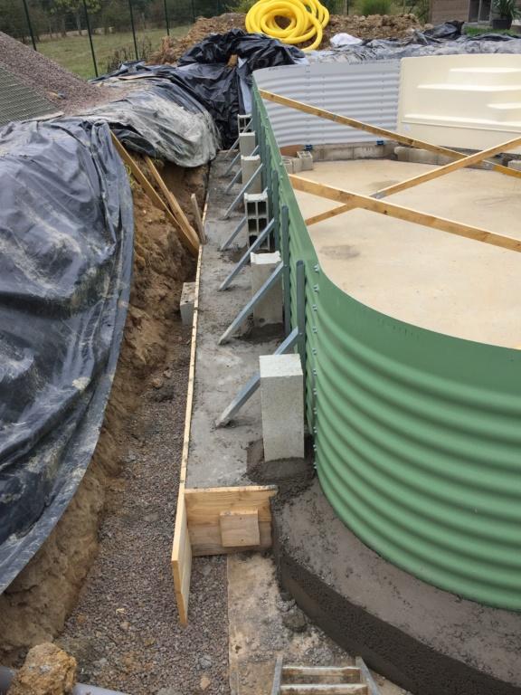 Construction d'une Sara 9 fond plat 1,50 m. 8af7c710