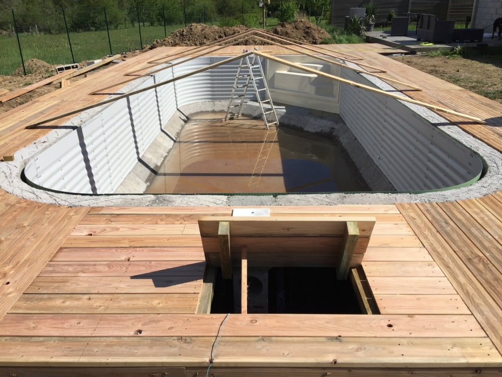Construction d'une Sara 9 fond plat 1,50 m. - Page 3 Img_7311