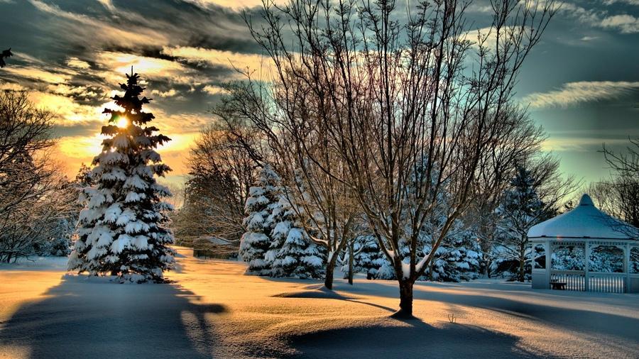 Zimski pejzaži-Winter landscapes - Page 4 26683410