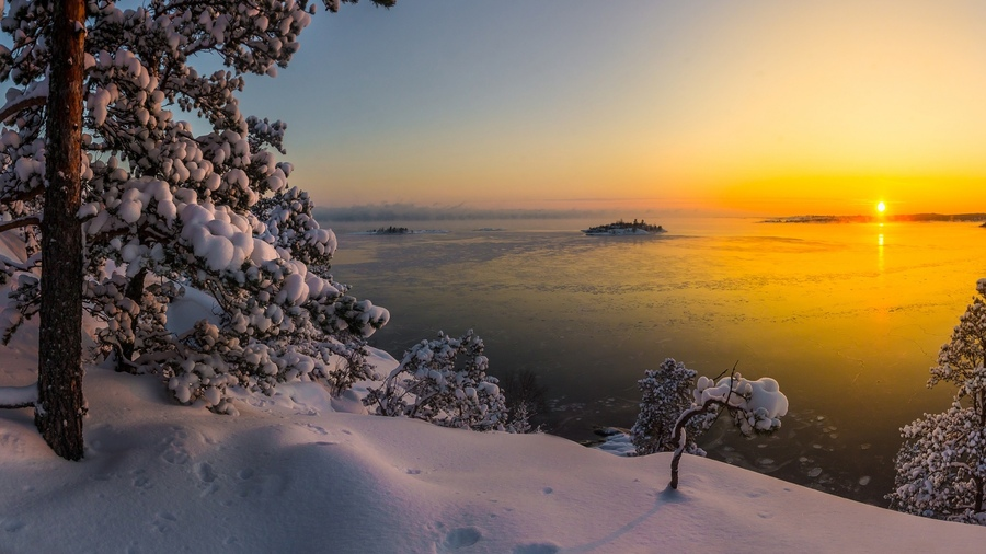 Zimski pejzaži-Winter landscapes - Page 4 27027310