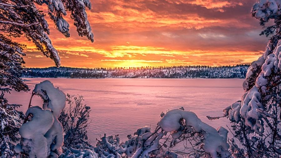Zimski pejzaži-Winter landscapes - Page 4 27291410
