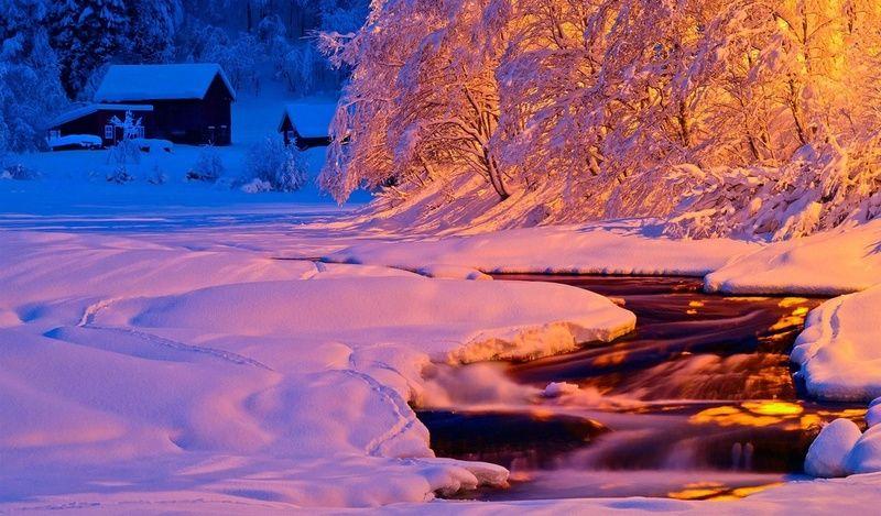Zimski pejzaži-Winter landscapes - Page 24 92598b11