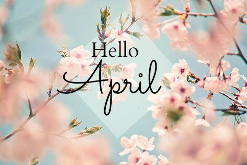 hello april April10