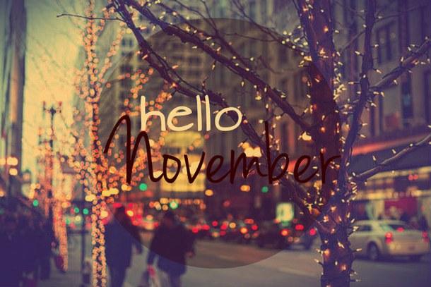 hello november Autumn48