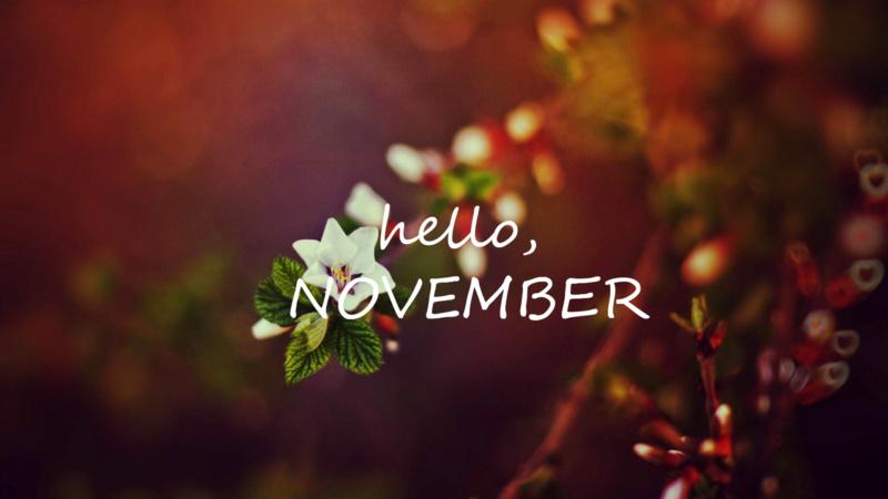 hello november Beauti32