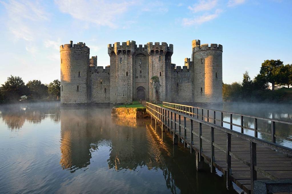 Dvorci,tvrđave i zamkovi - Page 6 Bodiam10