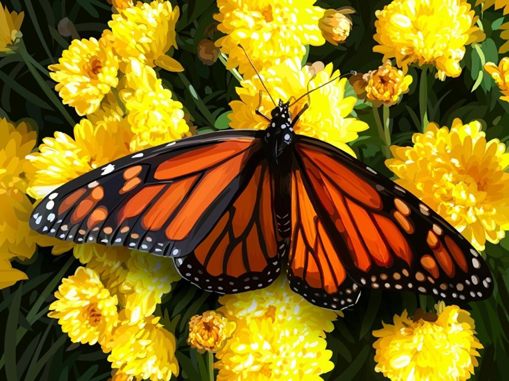 Leptiri i ostali insekti Butter19