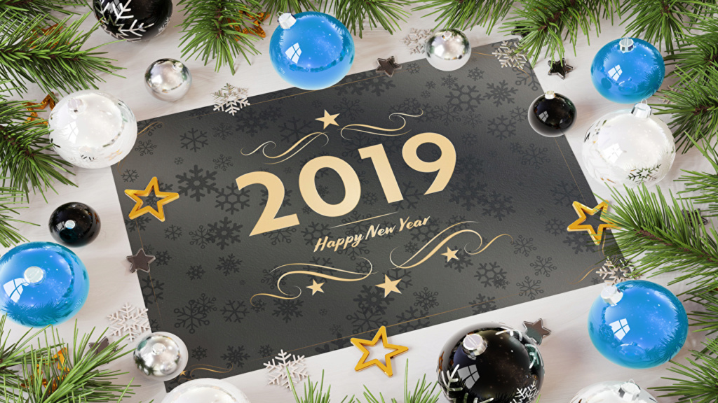 have new year 2019 Christ13