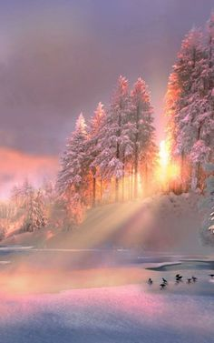 Zimski pejzaži-Winter landscapes Ead87310