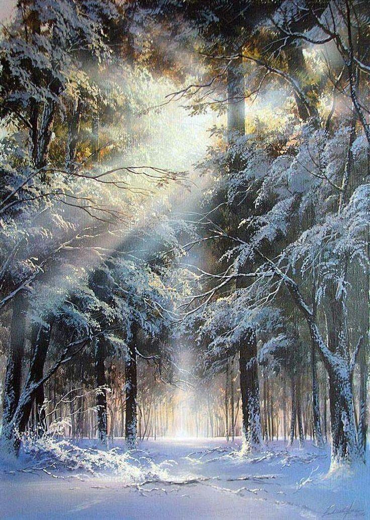 Zimski pejzaži-Winter landscapes Eb29b510