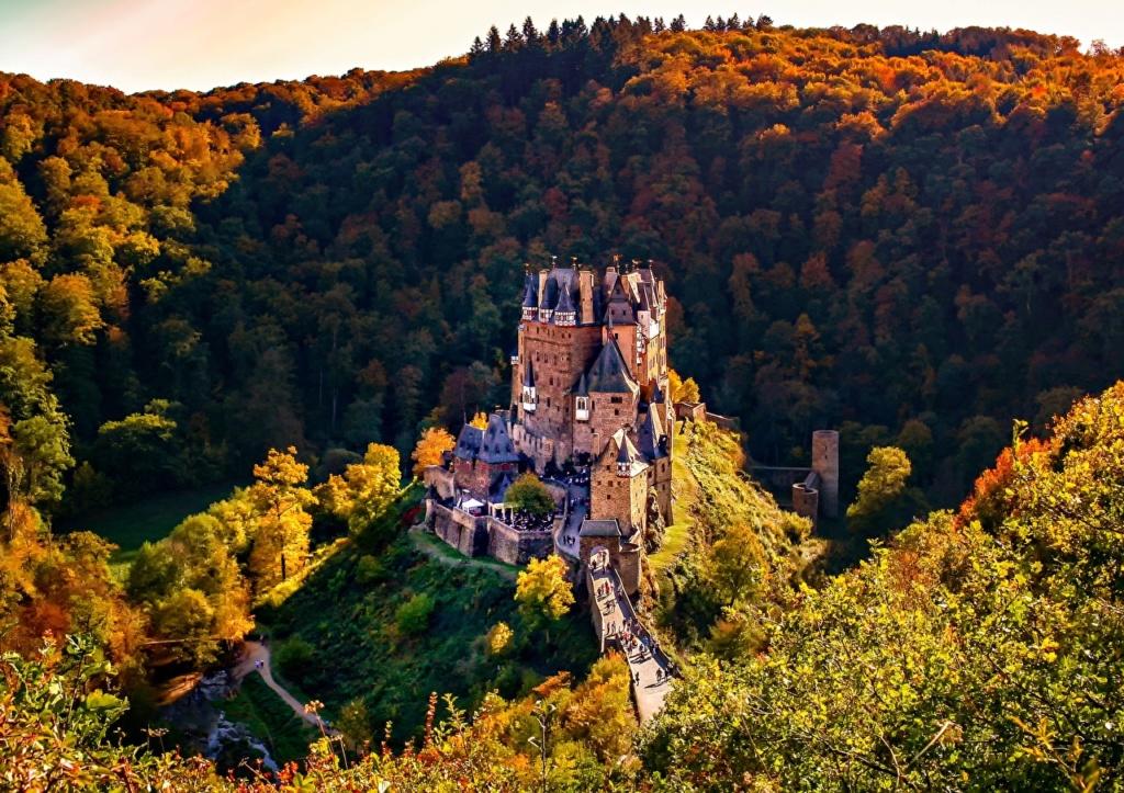 Dvorci,tvrđave i zamkovi - Page 5 Forest25