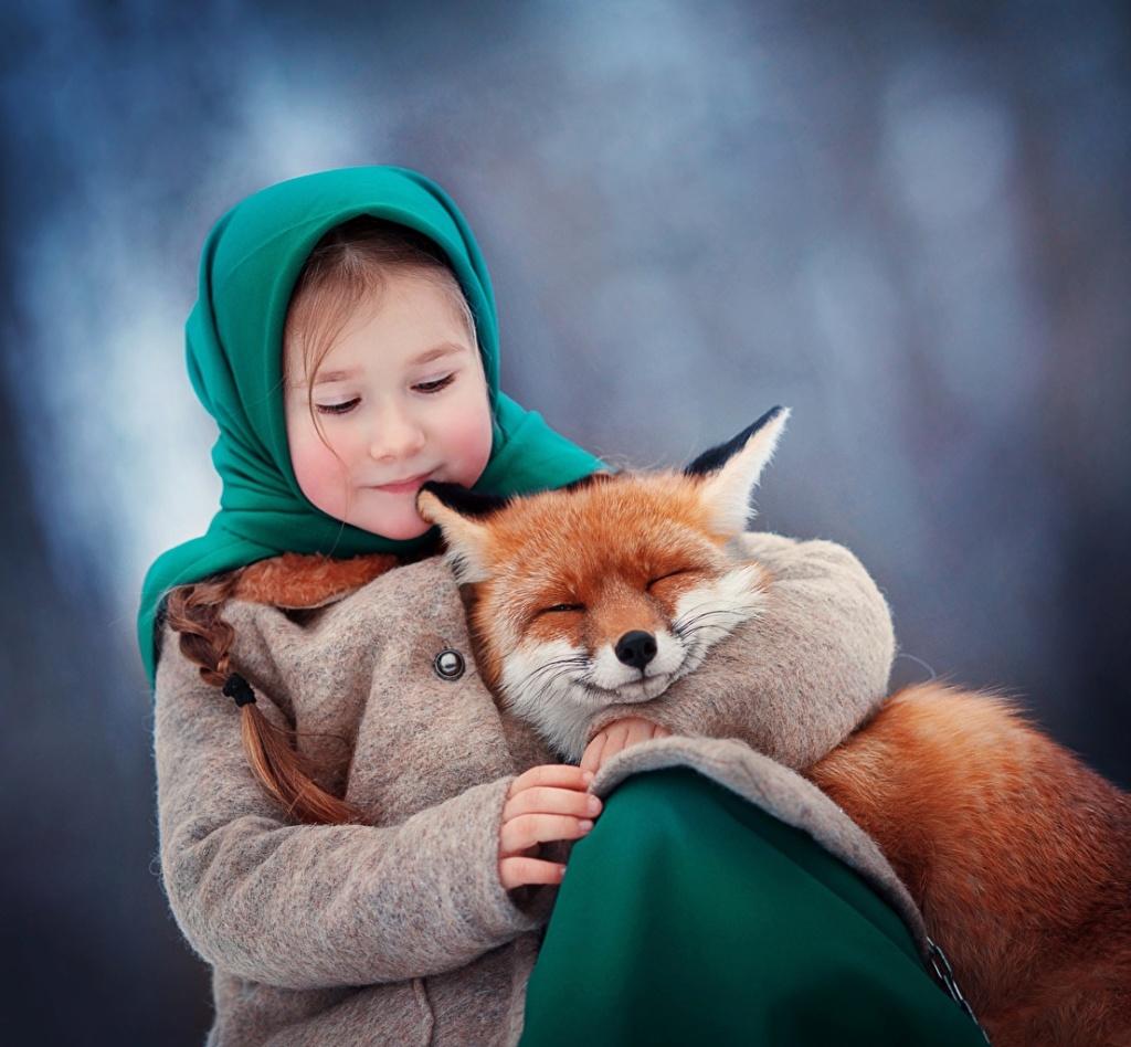 Deca i životinje - Page 21 Foxes_17
