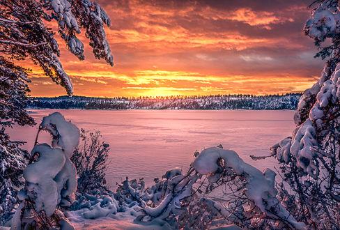 Zimski pejzaži-Winter landscapes - Page 3 Mid_2213