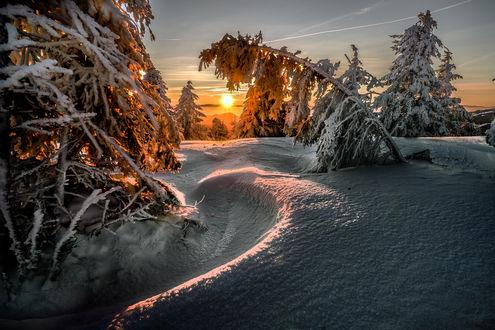 Zimski pejzaži-Winter landscapes - Page 3 Mid_2511