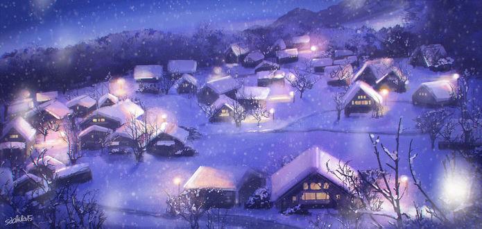 Zimski pejzaži-Winter landscapes - Page 3 Mid_2513