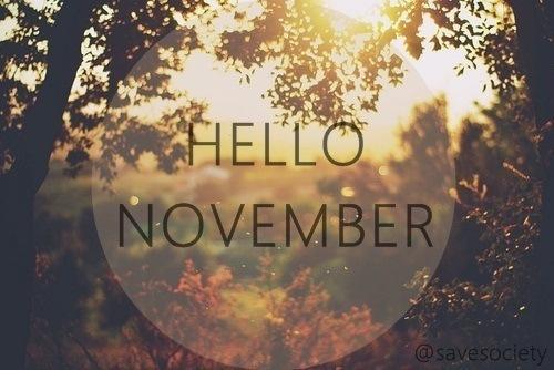 hello november Origin25