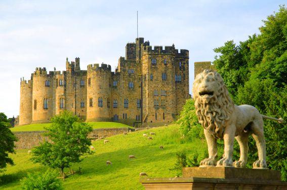 Dvorci,tvrđave i zamkovi - Page 5 Skotij10