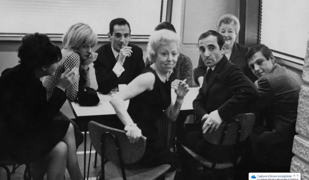Charles Aznavour et Sylvie  2018-117