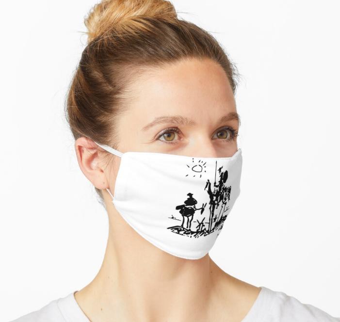 Ne pas porter son masque révélerait une personnalité narcissique Mm10
