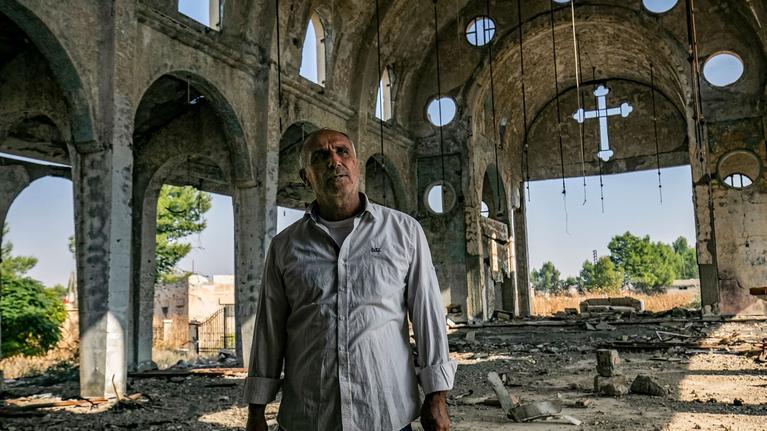 La population chrétienne d'Irak a diminué de plus de 90% en une génération Xvme7f10