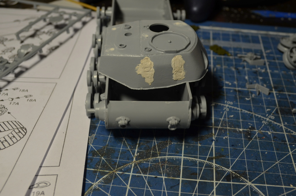 КВ-85 ARK-models 1/35 Dsc_0127
