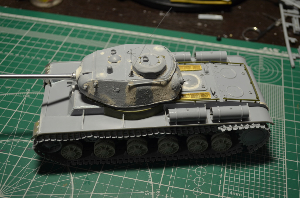 КВ-85 ARK-models 1/35 Dsc_0160