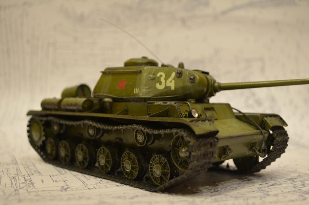 КВ-85 ARK-models 1/35 Dsc_0163