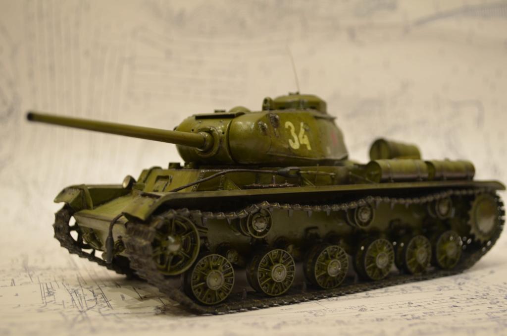 КВ-85 ARK-models 1/35 Dsc_0165