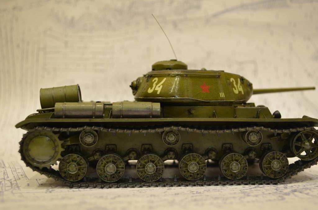 КВ-85 ARK-models 1/35 Dsc_0166