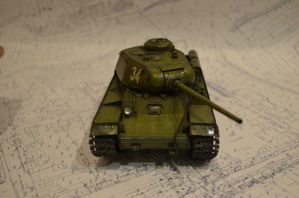КВ-85 ARK-models 1/35 Dsc_0167