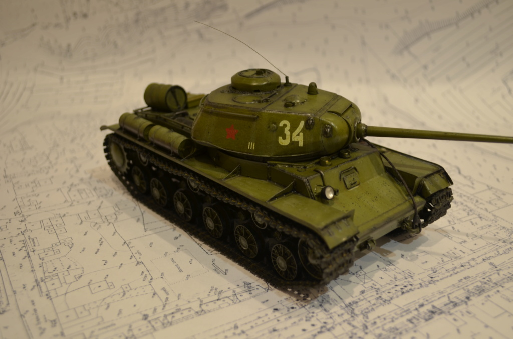 КВ-85 ARK-models 1/35 Dsc_0168