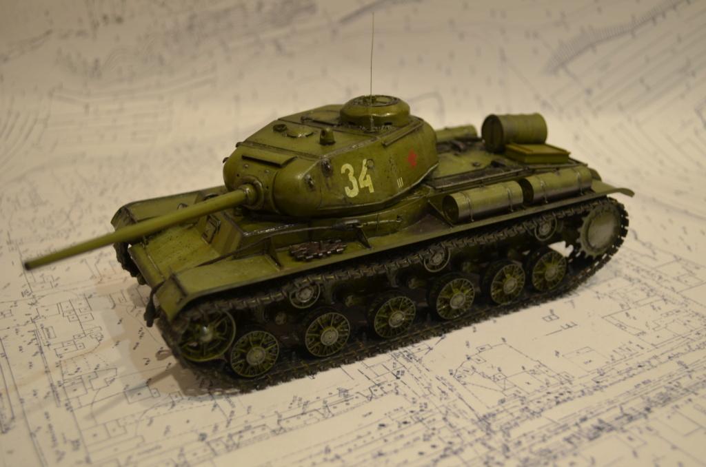 КВ-85 ARK-models 1/35 Dsc_0169