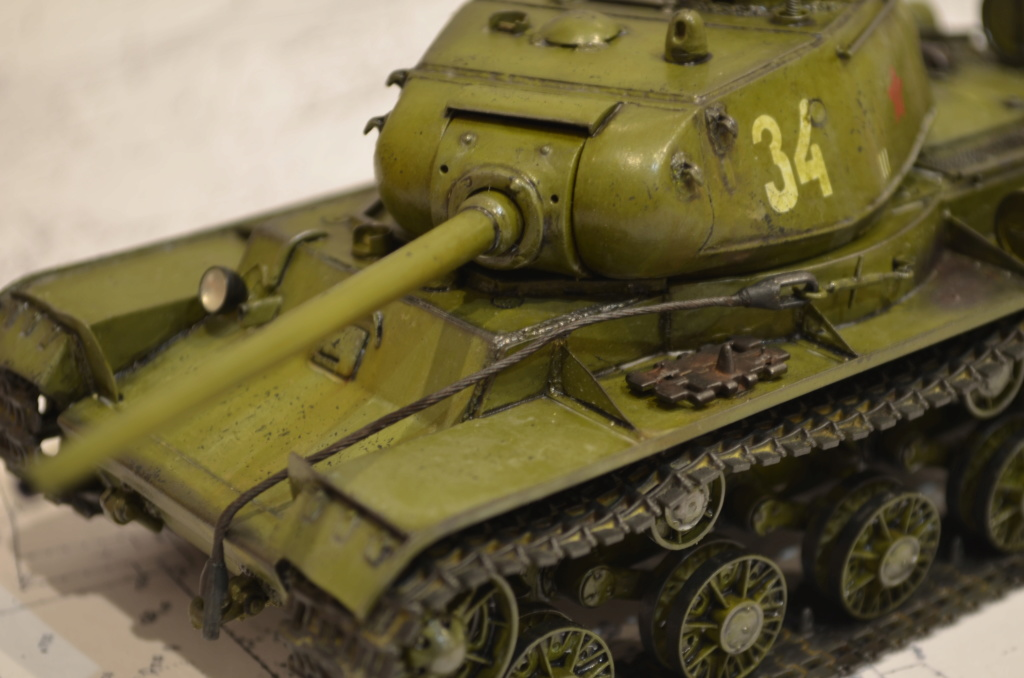 КВ-85 ARK-models 1/35 Dsc_0241