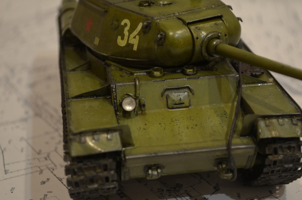 КВ-85 ARK-models 1/35 Dsc_0242