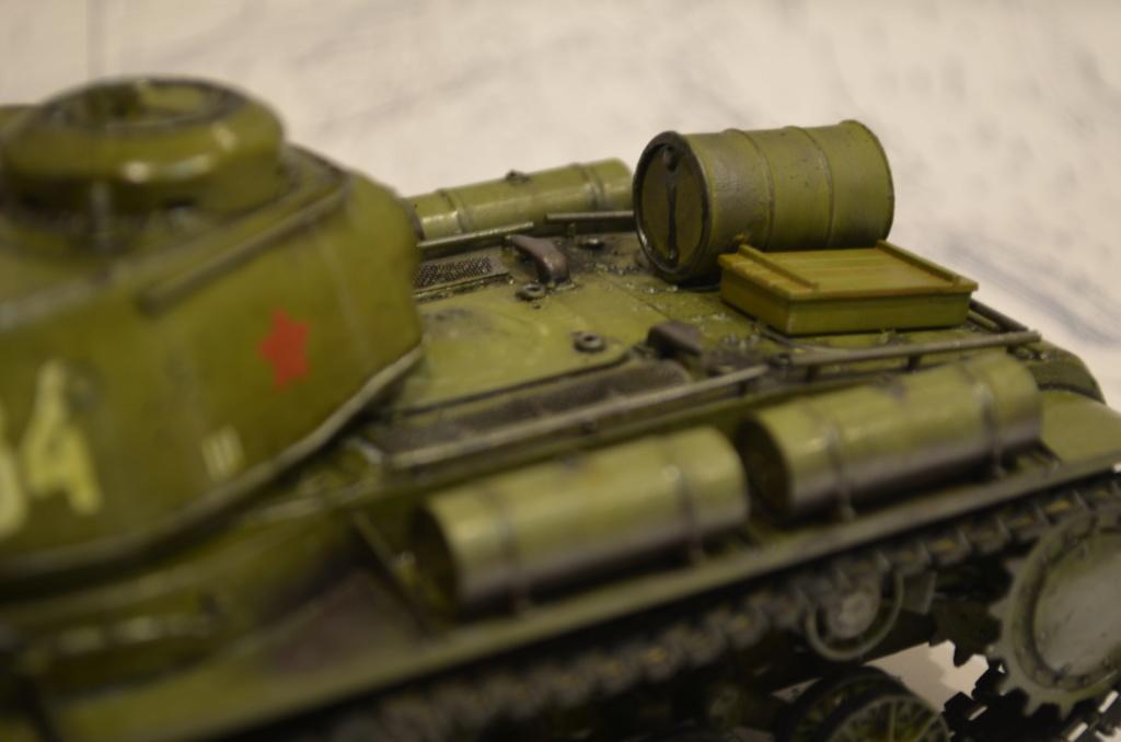 КВ-85 ARK-models 1/35 Dsc_0244
