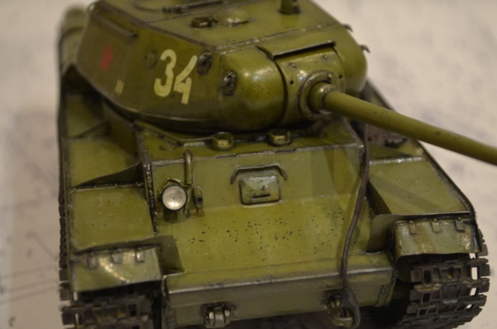 КВ-85 ARK-models 1/35 Dsc_0249