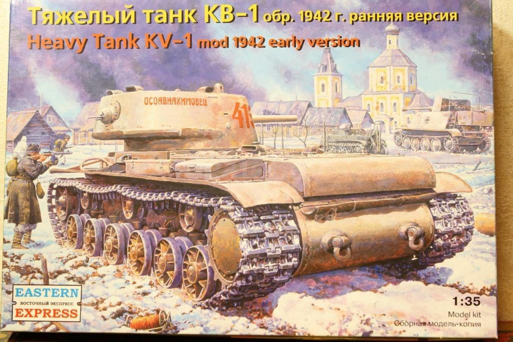 КВ-1 обр.1942г. ранняя версия Img_8610