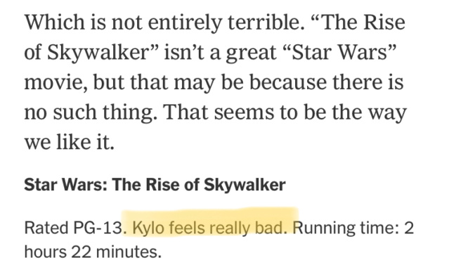 The Rise of Skywalker: Professional Reviews - Page 2 4e45b910