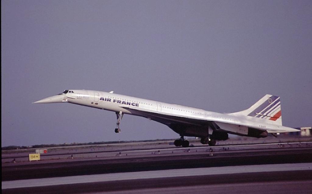 SST Aerospatiale/BAC Concorde 001 : 50 ans déjà ! Concor10