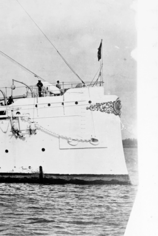 USS Chicago - croiseur protégé 1/700 COMBRIG - Page 3 Nh_55110