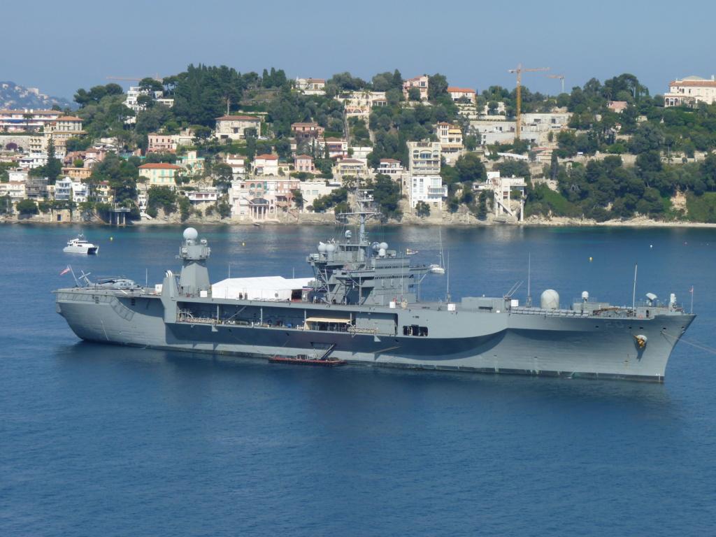 AMPHIBIOUS FORCE COMMAND SHIP (LCC) CLASSE BLUE RIDGE (Fini) P1070410