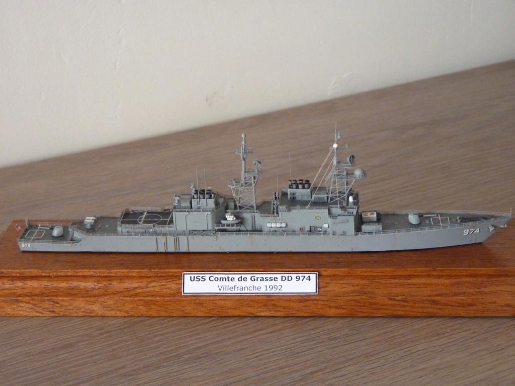 Croiseur DE GRASSE Heller 1/400 P1110210