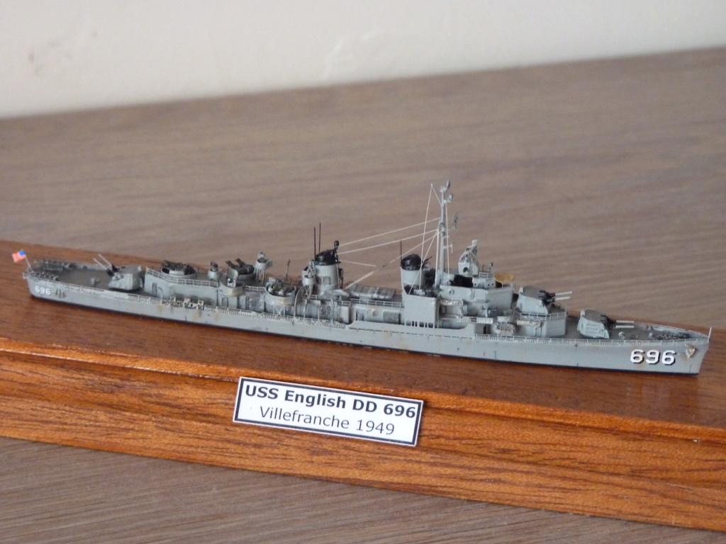 USS English - DD 696 1/700 SKYWAVE PITTROAD   P1110510