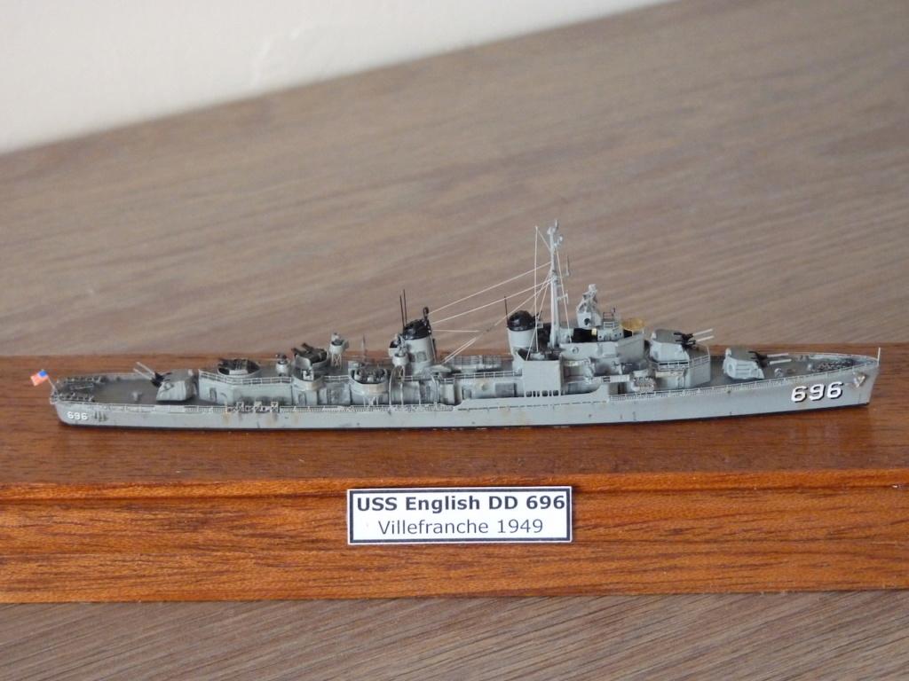 USS English - DD 696 1/700 SKYWAVE PITTROAD   P1110514
