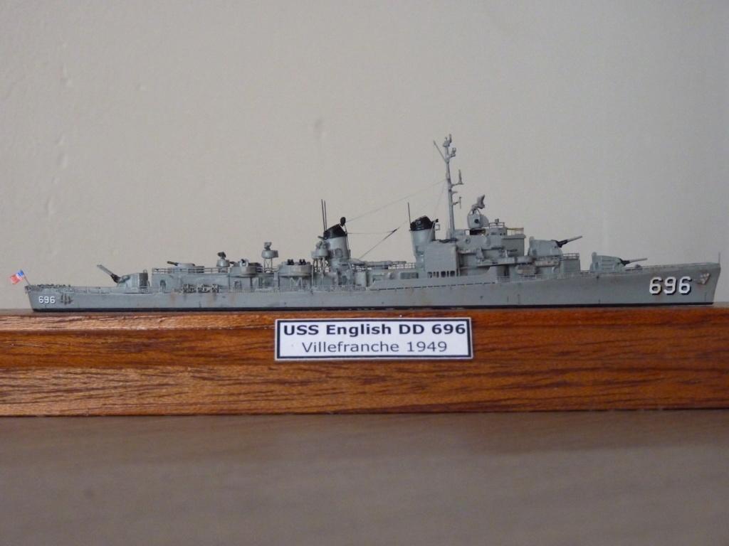 USS English - DD 696 1/700 SKYWAVE PITTROAD   P1110516