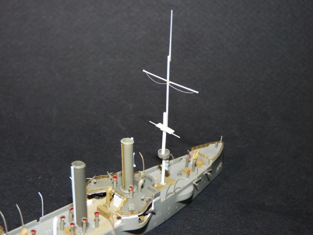 USS Chicago - croiseur protégé 1/700 COMBRIG - Page 2 P1110556