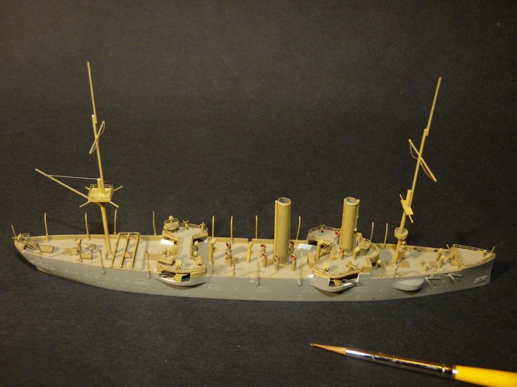 USS Chicago - croiseur protégé 1/700 COMBRIG - Page 2 P1110558